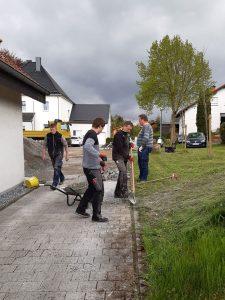 Read more about the article Alter Schützenplatz in neuem Glanz